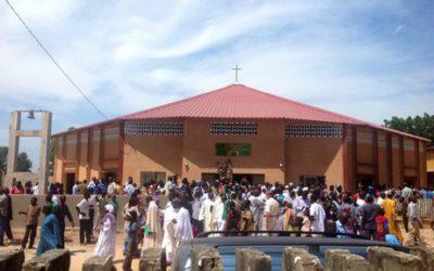 Parroquia Santa Teresita del Niño Jesús (Sokone, Senegal)