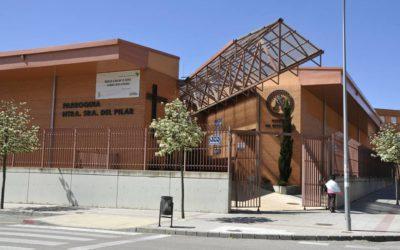 Parroquia Nuestra Señora del Pilar (Soria, España)